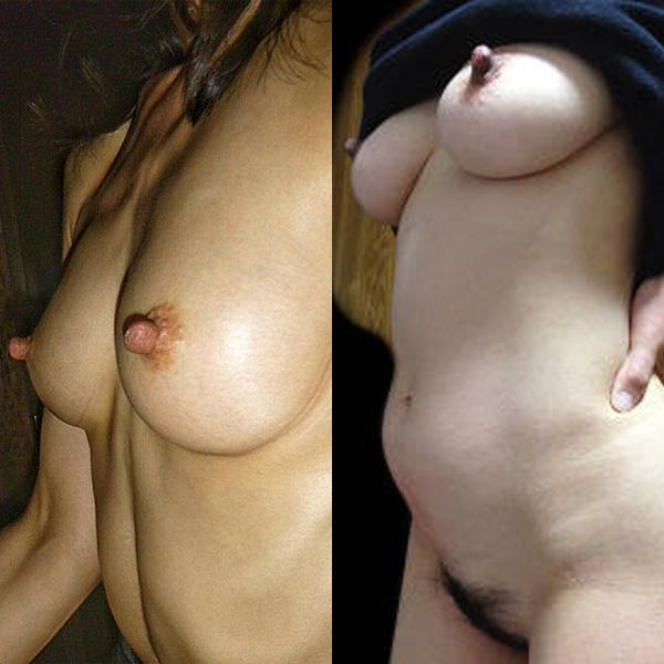 【おっぱい】乳首をビンビンに尖らせて誘ってくるお姉さんのエロ画像【30枚】 21